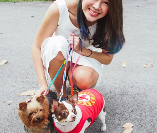 Pet Friendly Places: Singapore