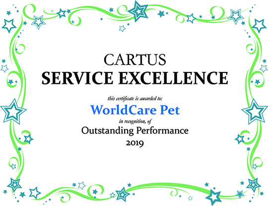 CARTUS Award 2019A